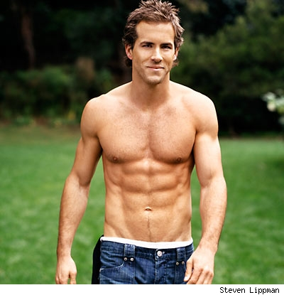 Ryan Reynolds High School on Crowned Sexiest Man Alive Ryan Reynolds And The High School Musical